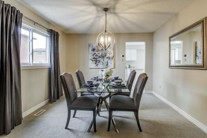 Neo Dining Table & Agnes Chairs