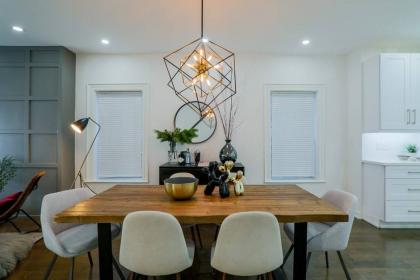 Broderick Table & Liam Chairs & Knox Chairs