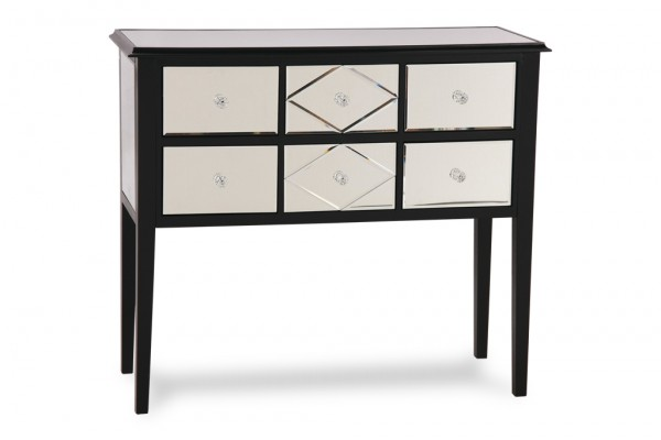 16x41 Vogue Mirrored Console