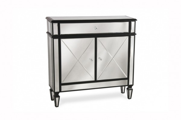 12x36 Chateau Mirrored Chest