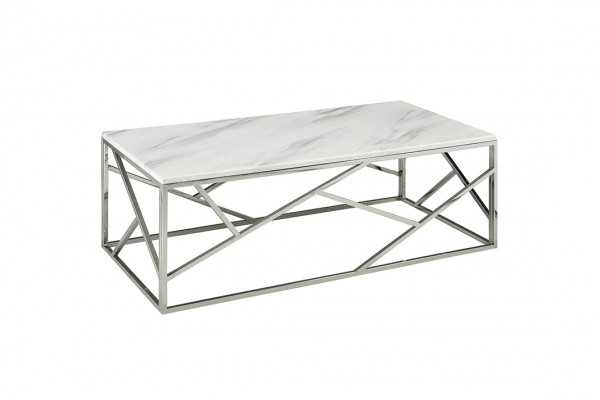 Toronto Home Staging Rent Vivian Marble Coffee Table