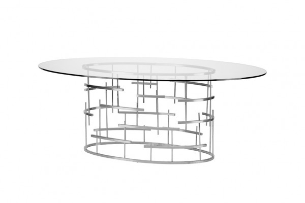 Elipse Oval Dining Table