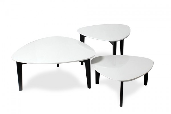 Toronto Home Staging Rent Trio Coffee Table Set Ct89 For