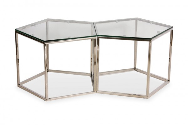 Toronto Home Staging Rent Honeycomb Coffee Table Ct94