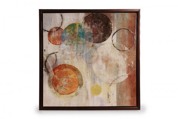 Toronto Home Staging Rent 36x36 Circles Print670 For