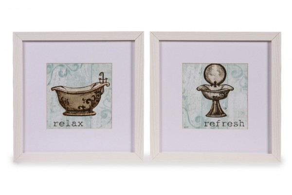 Relax & Refresh (Set of 2)