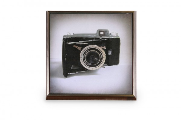 13x13 Antique Camera
