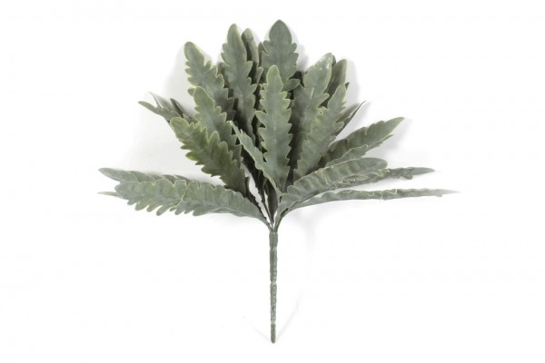 14.5 inch Tropical Leaf