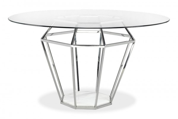 55 inch Diamond Dining Table