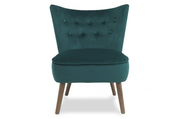 Kristy Green Accent Chair