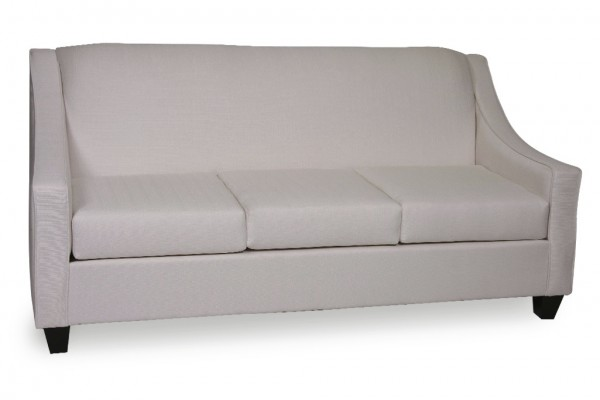 Tina White Sofa