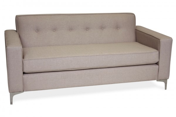 Rockford Apartment Beige Sofa