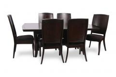 Black Dahlia Dining Set
