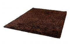 5x8 Brown Shag Rug