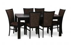 Shakra Dining Set (7 Pcs)