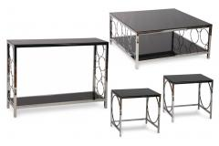 Martini Coffee Table Set