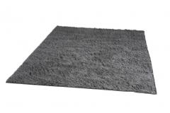 5x8  Grey Outdoor Shag Rug