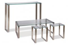 Dimensional Coffee Table Set