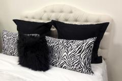 Zebra Queen Bedding Set