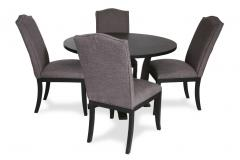 Tulip Table & Agnes Chairs