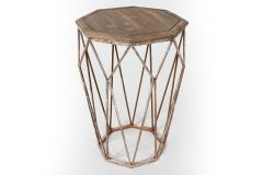 Edifice End Table