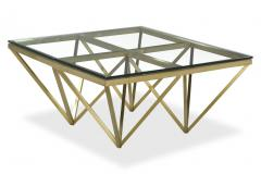 42x42 Gwenda Sq. Coffee Table