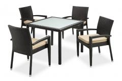 5 pcs Tribeca Outdoor Set