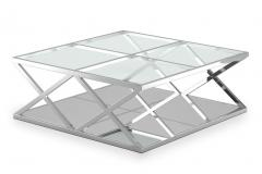 43x43 Structure Coffee Table