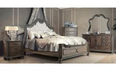Elite King Bedroom Set