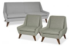 Retro Sofa Set