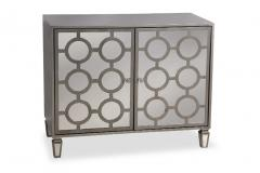 17x36 Circles Accent Cabinet