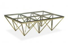 32x47 Quanta Gold Coffee Table