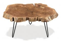 30 x 36 Naturel Coffee Table