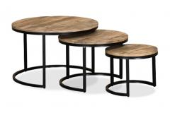 Tres Coffee Table