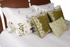 Anise Flower Queen Bedding Set