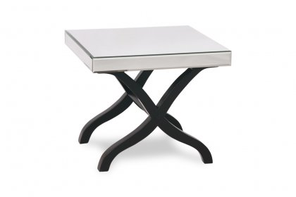 Solaris Mirorred End Table