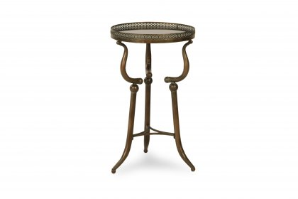 Santa Barbara Pedestal Table