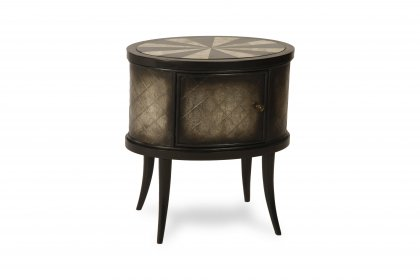 Harlequin Chairside Table