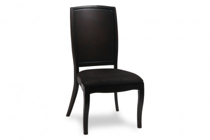 Black Dahlia Dining Chair