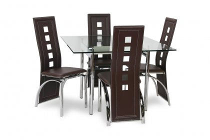 Corbu Dining Set