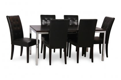 Dinex Table & Michigan Chairs