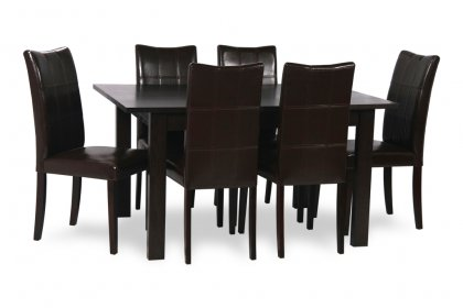 Nitro Table & Eveleen Chairs