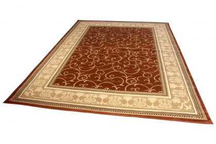8x11 Brown Area Rug