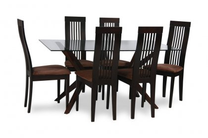 Carter Table & Alpha chairs