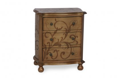 Bombay End Table/Chest