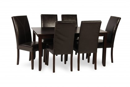 Timothy Table & Parson Chairs