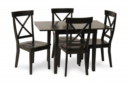 Malibu Dining Set (5 pcs)