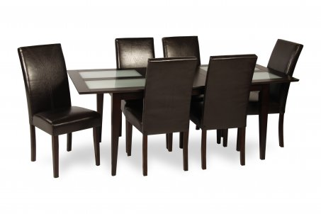 Lydia Table & Bismarck Chairs