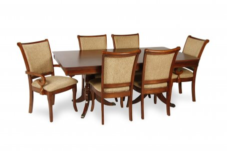 Bergamo Dining Set (7 pcs)