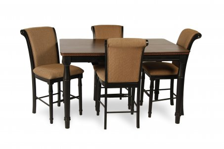 Tiffany Dining Set (5 pcs)